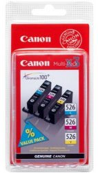 Canon CLI-526 C,M,Y eredeti tintapatron (Multipack)