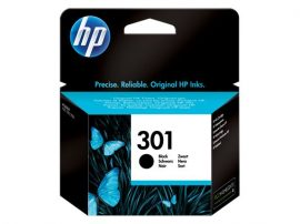 HP 301 eredeti Black tintapatron CH561EE