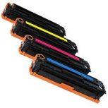 Canon utángyártott színes toner kazetták