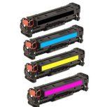 HP utángyártott színes toner kazetták